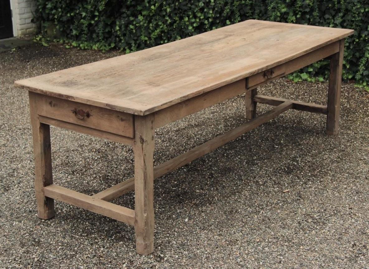 Antike Französische Tische  Wood Projects In 2019  Tisch Antik von Alte Werkbank Als Esstisch Bild