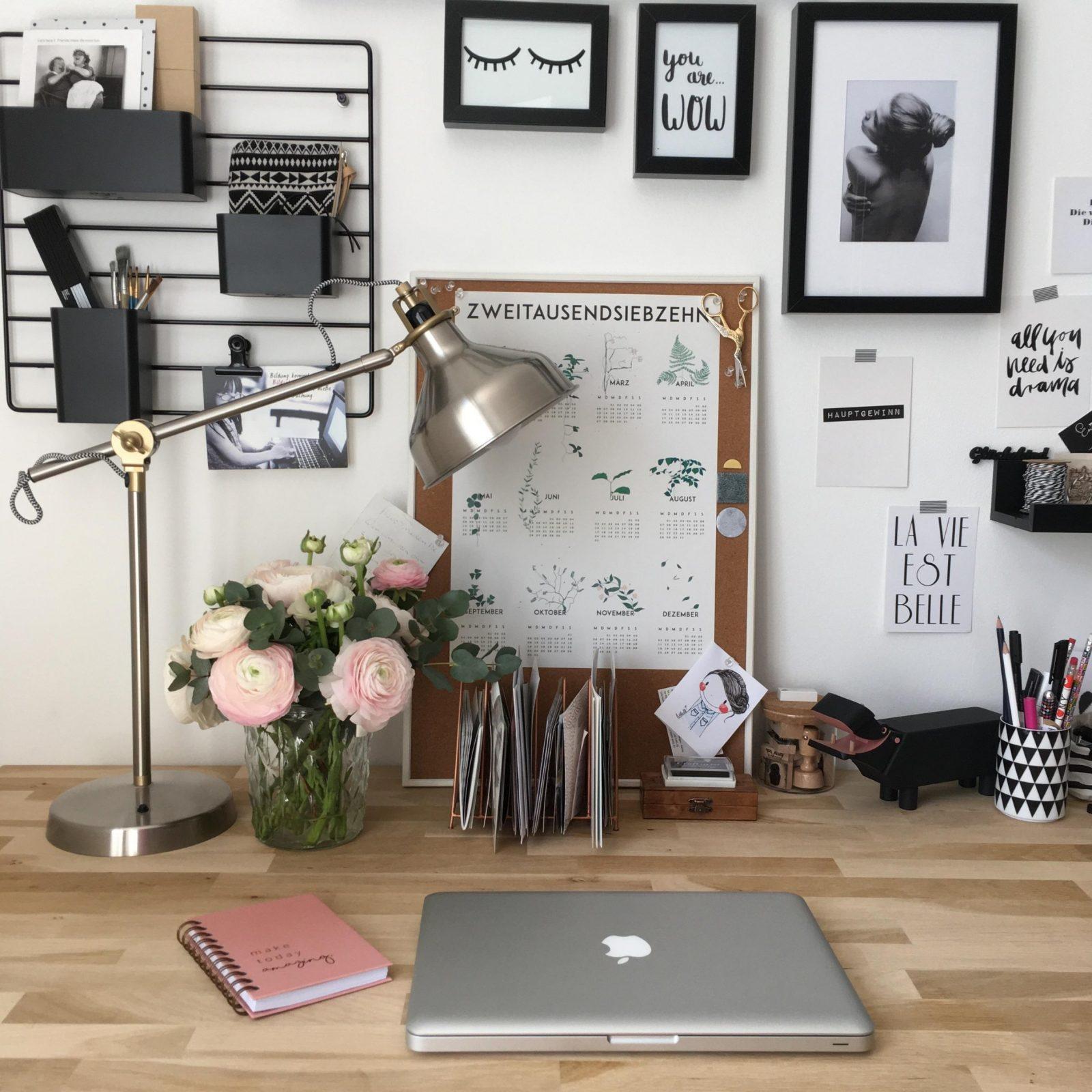 Arbeitszimmer Einrichten So Geht's von Büro Ideen Für Zuhause Bild
