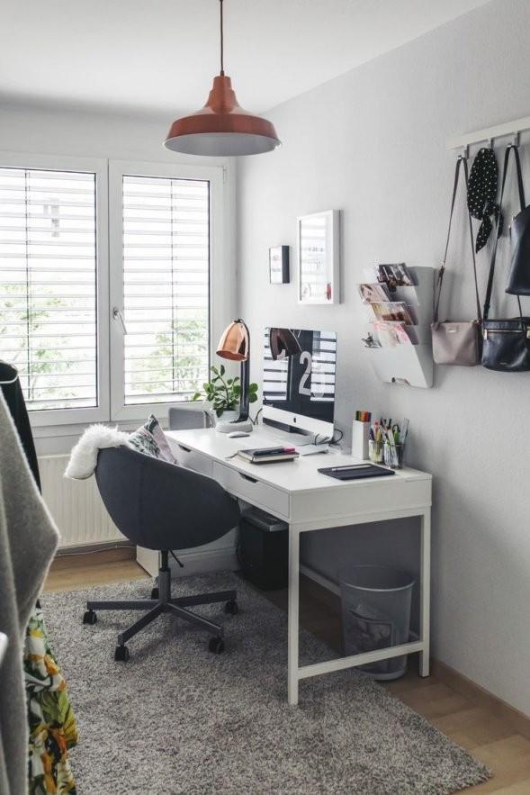 Arbeitszimmer Einrichten Stilvolle Einrichtungsideen Für Das Home von Büro Ideen Für Zuhause Photo