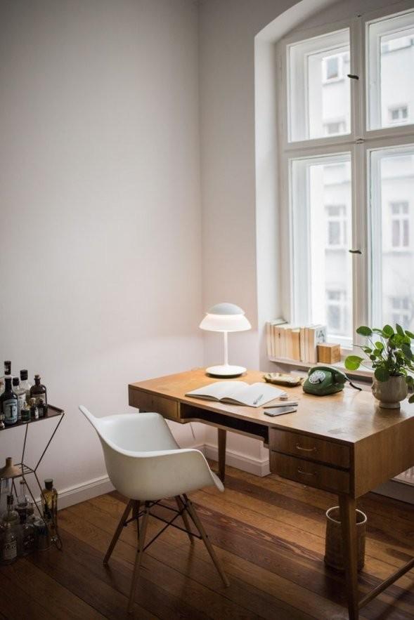 Arbeitszimmer Im Vintage Look Home Office  Arbeitszimmer Home von Büro Ideen Für Zuhause Photo