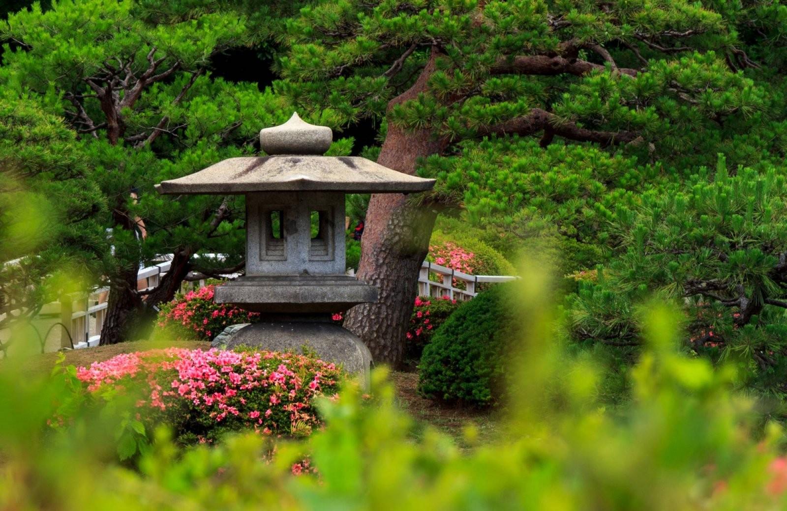 Asiatischen Garten Anlegen – Ideen Und Inspiration  Obi von Japanische Deko Für Garten Photo