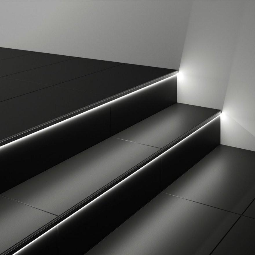Auch Auf Treppen Haben Sich Fliesen Als Robuster Dauerhaft Schöner von Gewendelte Treppe Fliesen Anleitung Photo