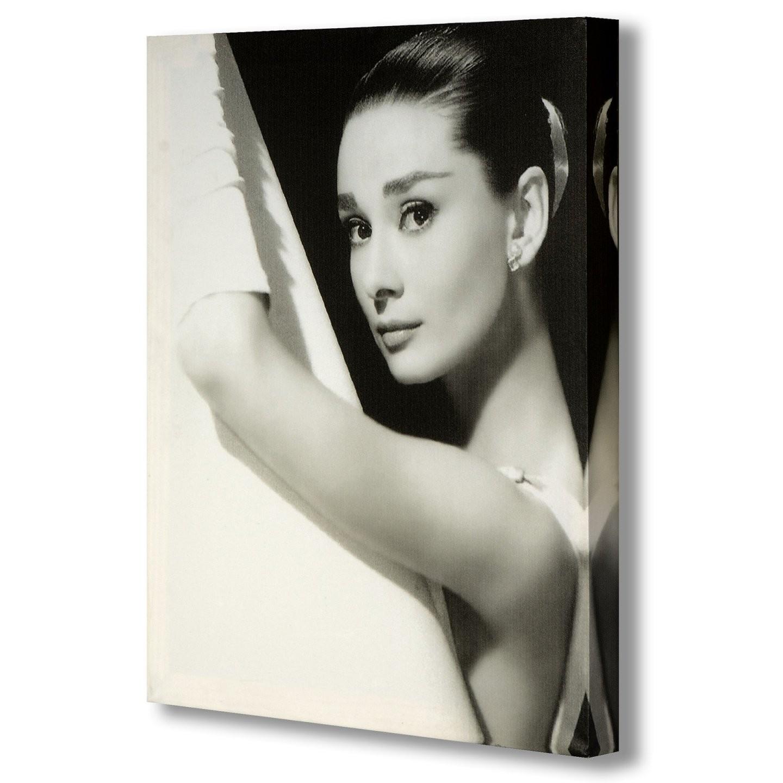 Audrey Hepburn Canvas Audrey Hepburn Canvas Print Audrey Hepburn von Audrey Hepburn Bild Ikea Photo