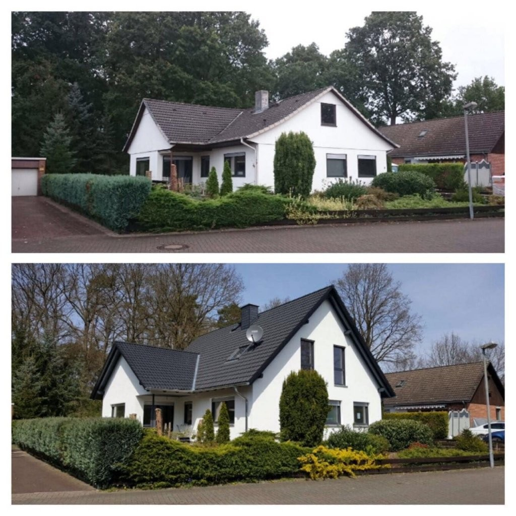 Aufstockung  Nordhaus  Made Im Rheinland von Haus Aufstocken Vorher Nachher Photo