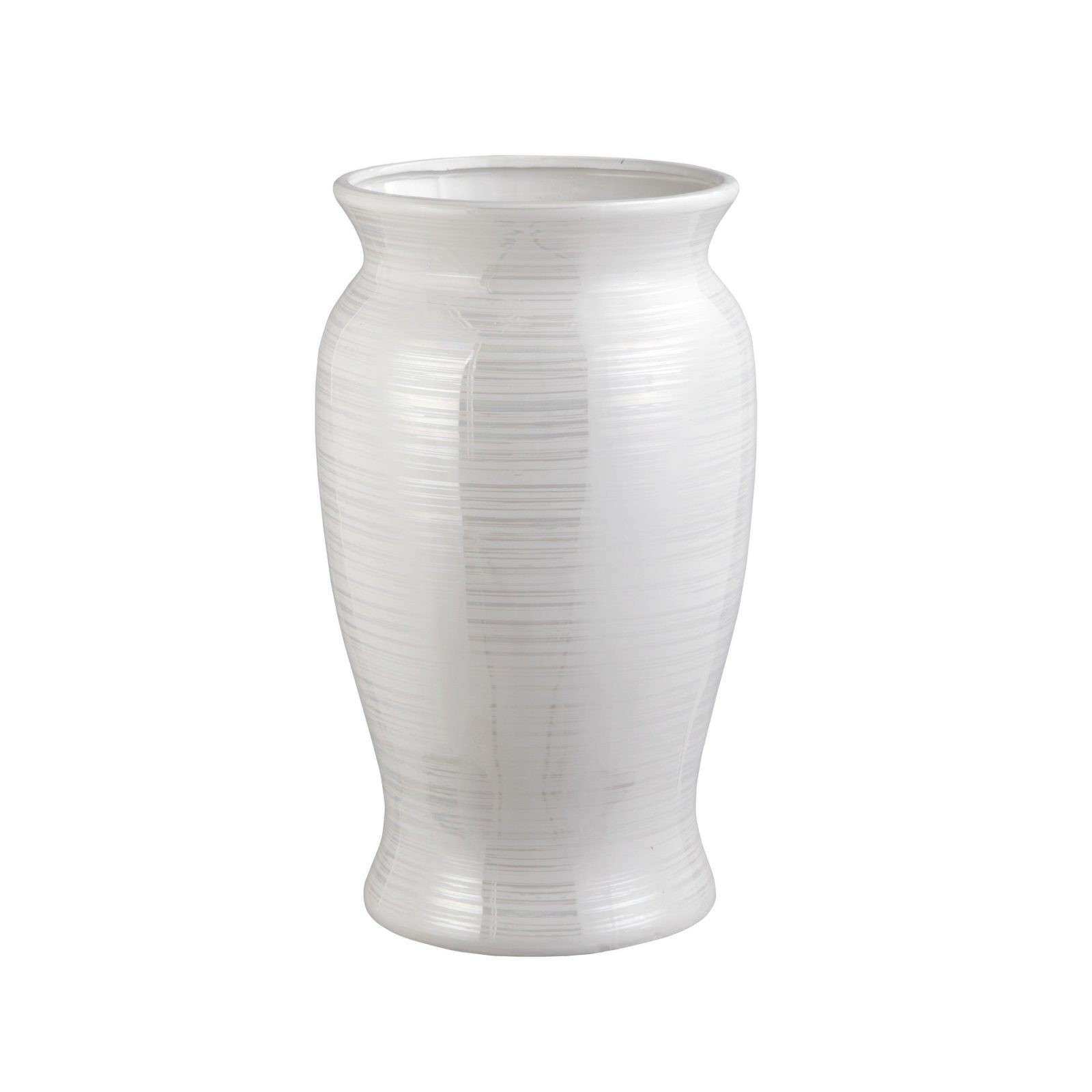 Aurelle Home Sync Large Floor Vase Pearl White von Large White Floor Vase Photo