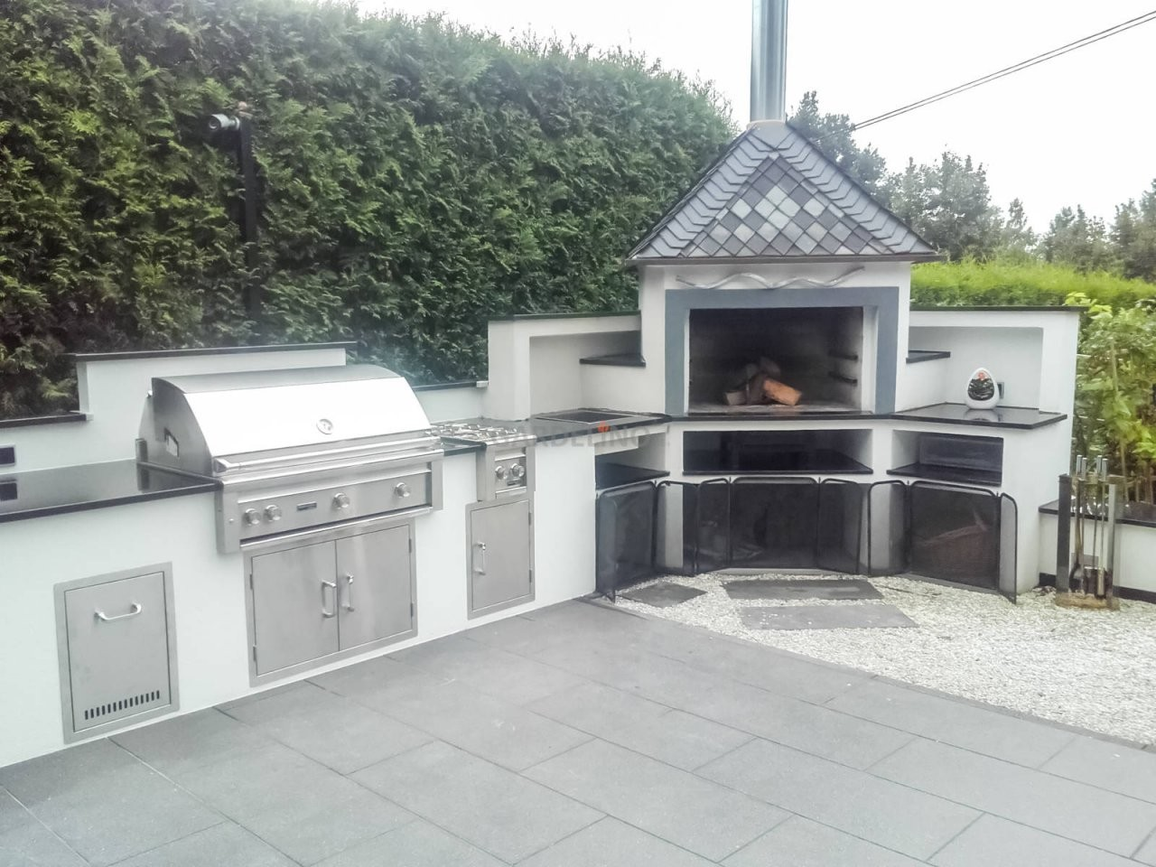 Außenküche Selbst Bauen Komponenten Zum Bau von Außenküche Selber Bauen Holz Photo