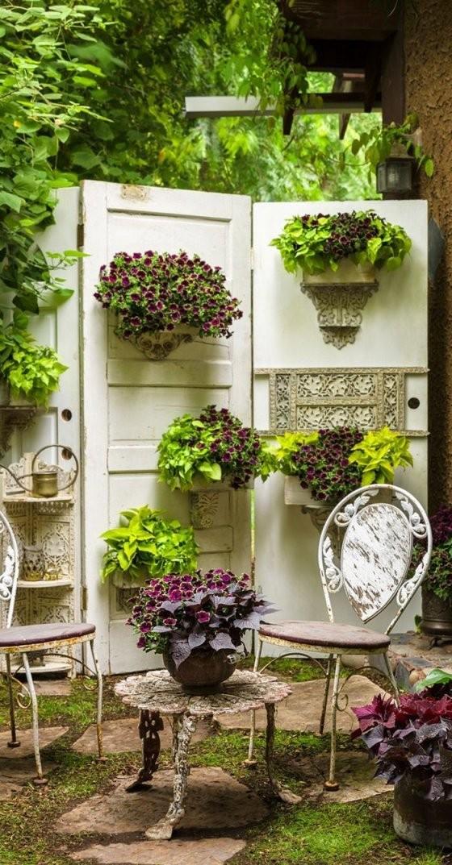 Ausgefallene Gartendeko Selber Machen101 Beispiele Und Upcycling Ideen von Dekoration Garten Selber Machen Bild
