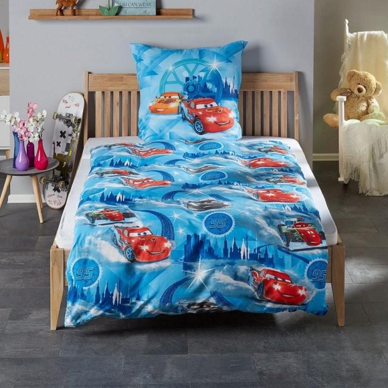 Auto Bettwäsche  Kinderbettwäsche Cars (135X200) Preiswert von Bettwäsche Cars 135X200 Bild