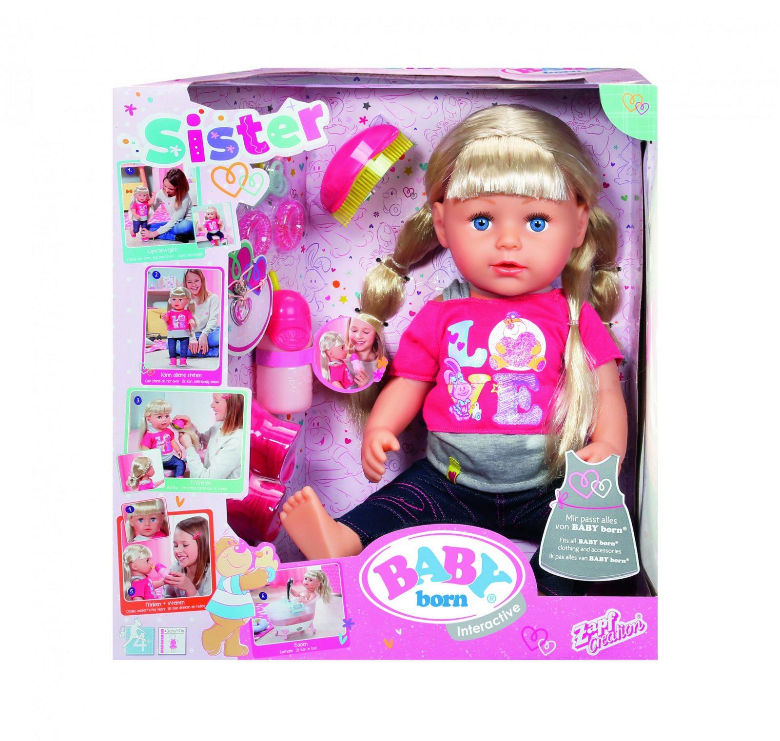 Baby Born Puppen Günstig Online Kaufen  Real von Baby Born Interactive Waschtisch Photo