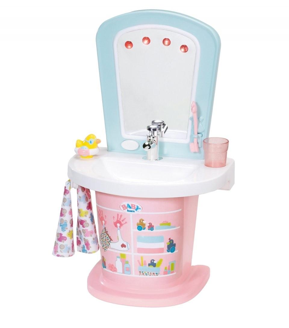 Baby Born Waschtisch Water Fun [215952276]  3045 €  Wwwmoluna von Baby Born Interactive Waschtisch Bild