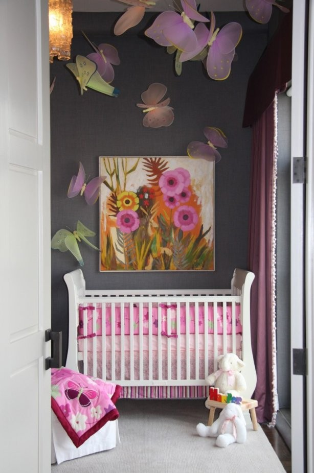 Babyzimmer Einrichten Und Dekorieren  Freshouse von Babyzimmer Streichen Ideen Bilder Bild