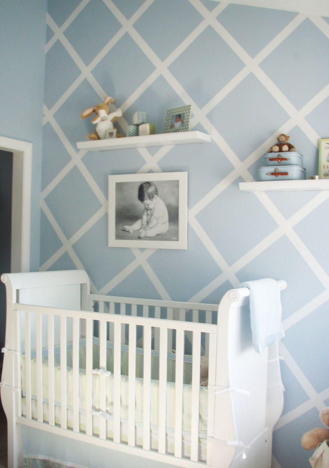 Babyzimmer Einrichten Und Dekorieren In 2019  Allerlay Babyzimmer von Babyzimmer Streichen Ideen Bilder Photo