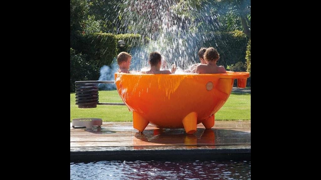 Badewanne Nicht Nur Für Den Garten Lifestyle Design Badewanne von Badewanne Für Den Garten Photo