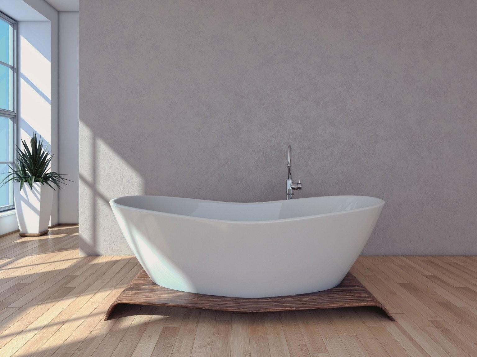 Badewannen – Überblick Und Ratgeber  Obi von Freistehende Badewanne Mineralguss Oder Acryl Bild