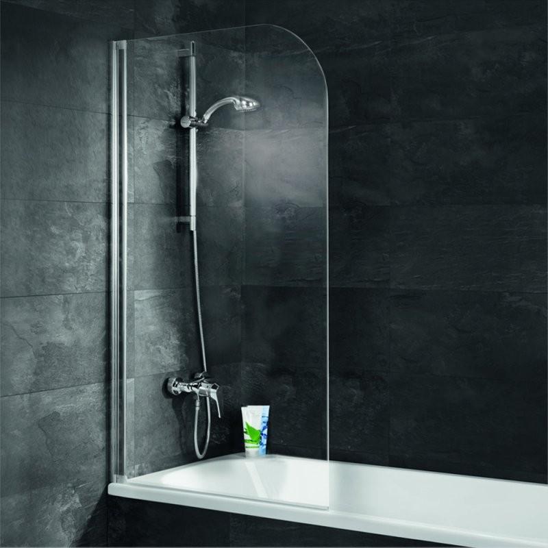 Badewannenfaltwände Bei Duschmeister Online Kaufen von Duschwand Glas Für Badewanne Bild