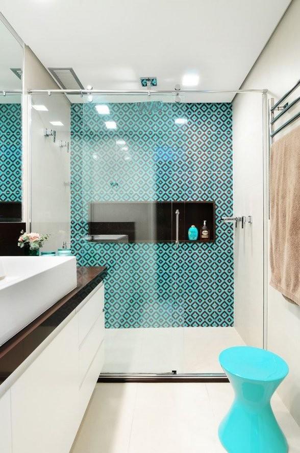 Badezimmer 4 Qm Ideen Elegantes Designprojekt Layout Farben von Badezimmer 4 Qm Ideen Bild