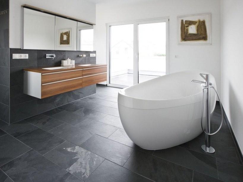 Badezimmer Hinreißend Bad Fliesen Anthrazit Weiß Ideen Der Groãÿe von Fliesen Bad Ideen Modern Bild
