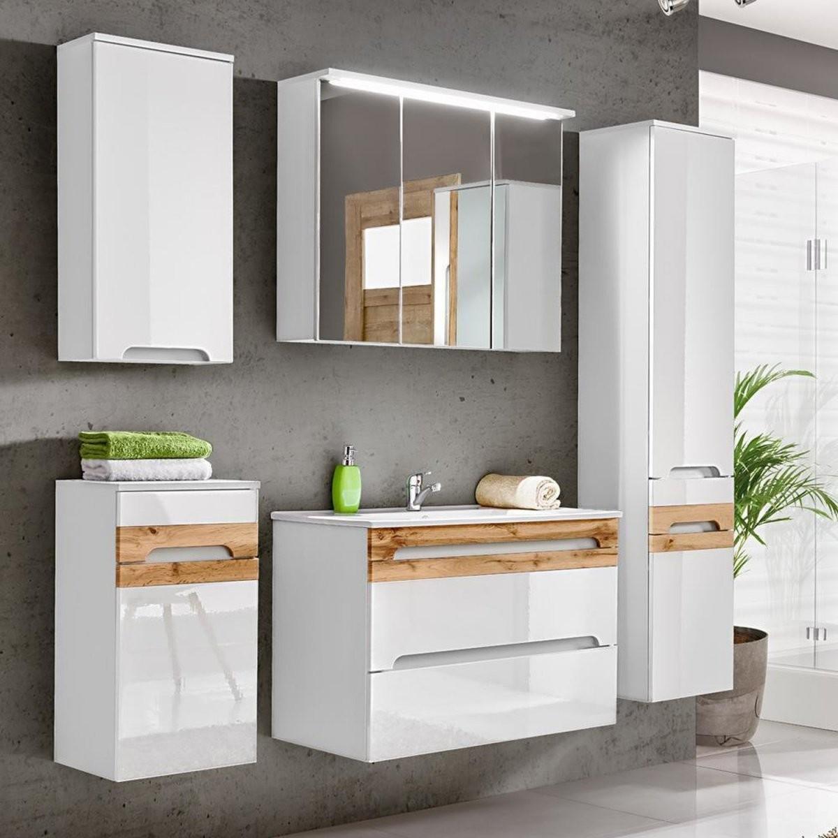 Badezimmer Komplett Set Lajas56 • Schöne Möbel Kaufen von Badezimmer Komplett Günstig Kaufen Photo
