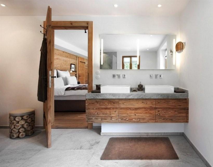 Badezimmer Rustikal Modern  Wohndesign von Badezimmer Rustikal Und Trotzdem Cool Bild