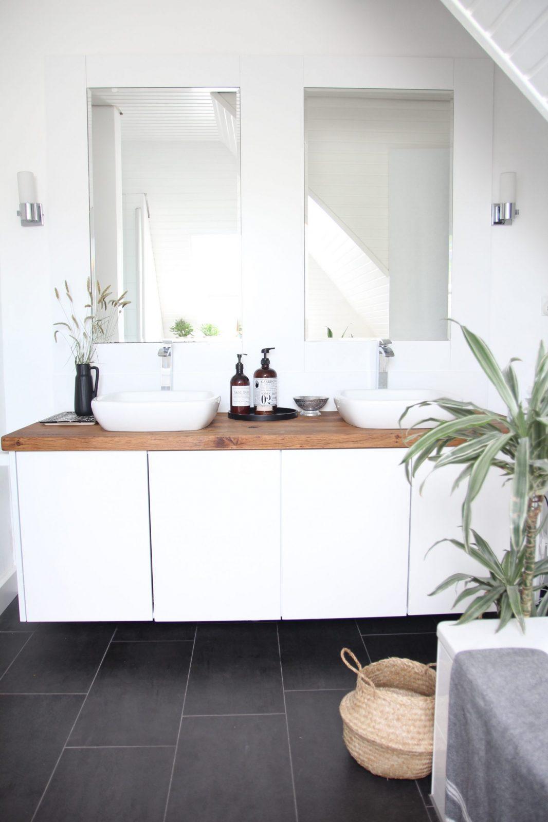 Badezimmer Selbst Renovieren von Badezimmer Rustikal Und Trotzdem Cool Bild