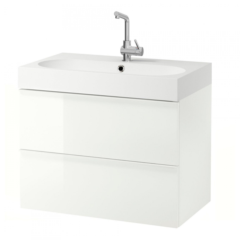 Badezimmer Unterschrank 50 Cm Breit Design Von Waschbecken Mit von Badezimmer Unterschrank 50 Cm Breit Bild