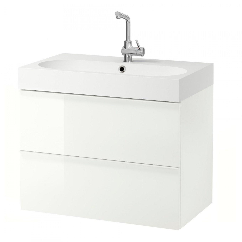 Badezimmer Unterschrank 50 Cm Breit Design Von Waschbecken Mit von Waschbecken Mit Unterschrank 50 Cm Photo
