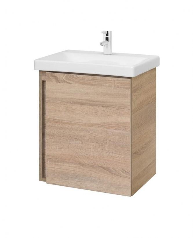Badmöbel Set 50 Cm Gäste Wc Waschtischunterschrank Ke  Real von Waschtisch Mit Unterschrank 50 Cm Photo