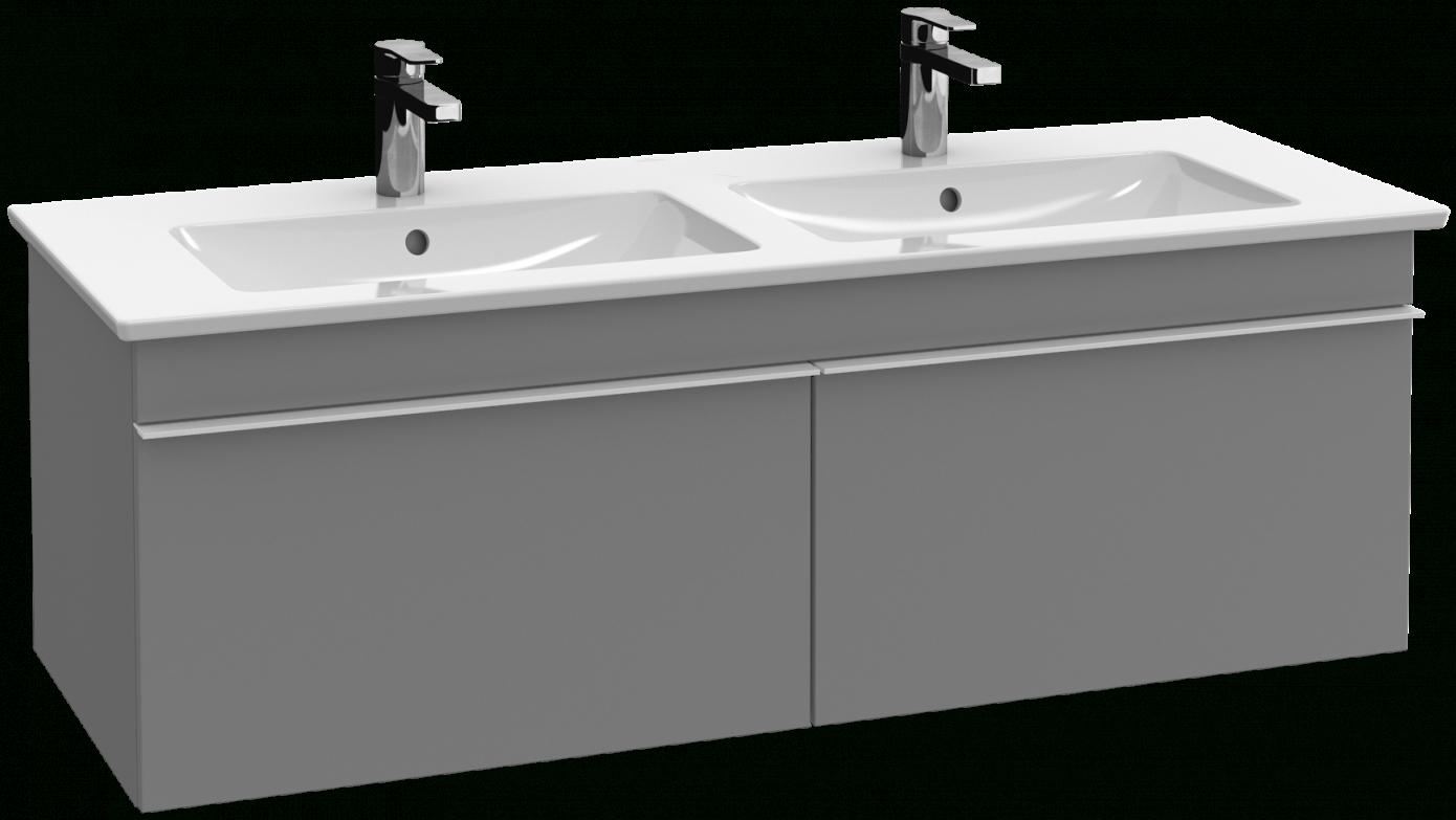 Badmöbel Unter Waschtisch Venticello Von Villeroy + Boch Breite von Villeroy Und Boch Doppelwaschbecken Mit Unterschrank Photo