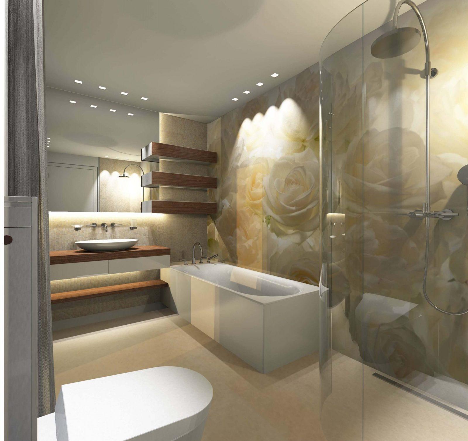 Badplanung 2018 Funktionalität Und Design Luxuriös Kombiniert von Badezimmer 4 Qm Ideen Bild