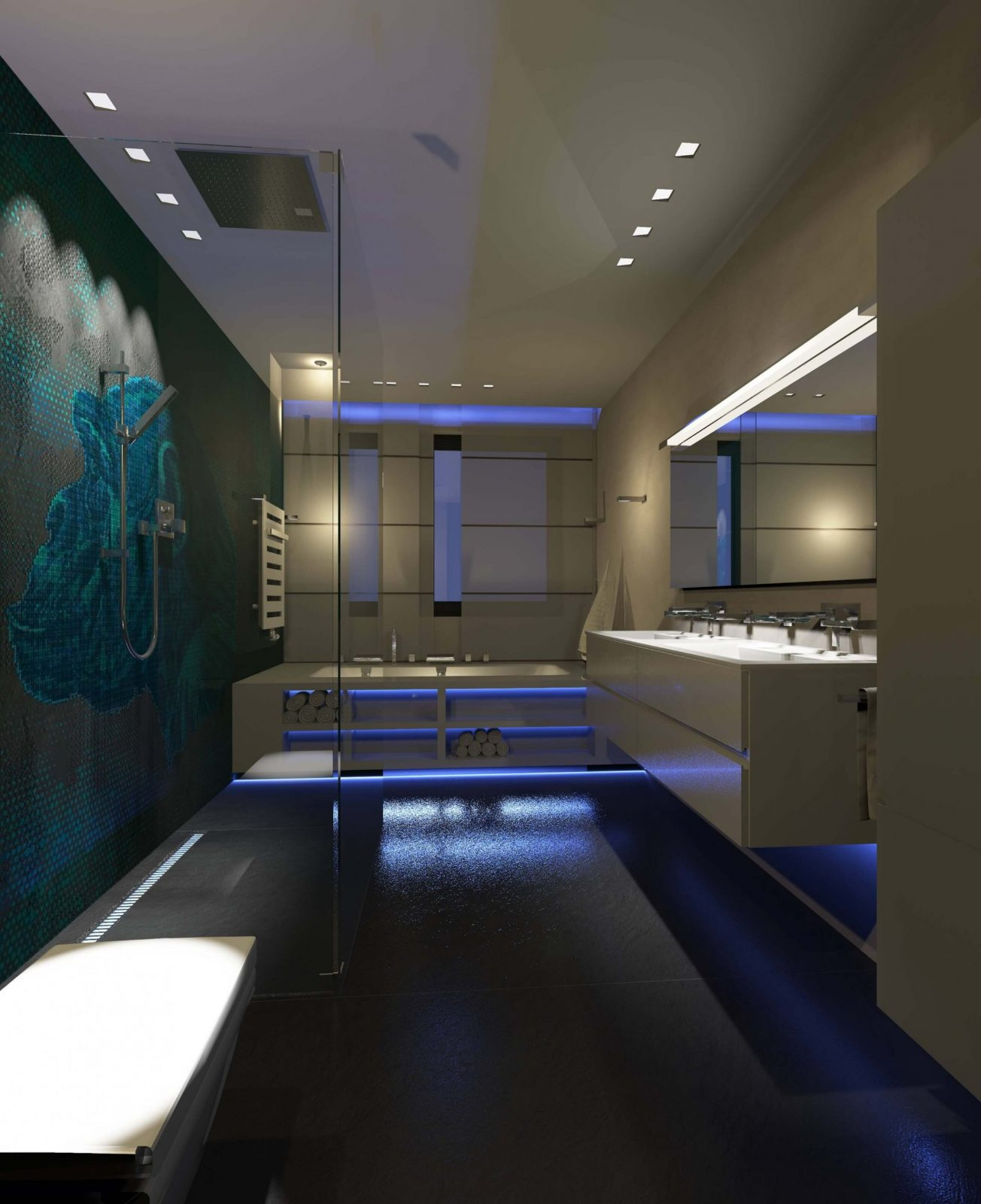 Badplanung 2018 Funktionalität Und Design Luxuriös Kombiniert von Badezimmer Beispiele 10 Qm Photo