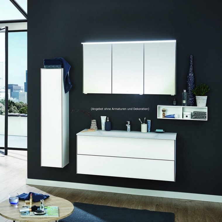 Badshop Impulsbad Badmöbel  Badezimmerausstattung Online Kaufen von Badmöbel Set Villeroy Boch Bild