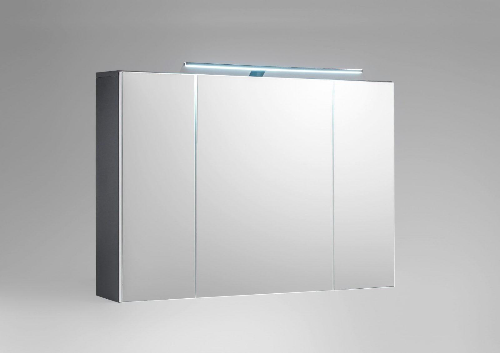 Badspiegelschrank Inkl Led Beleuchtung Manhattan Von Bega Weiss Hg von Spiegelschränke Mit Led Beleuchtung Bild