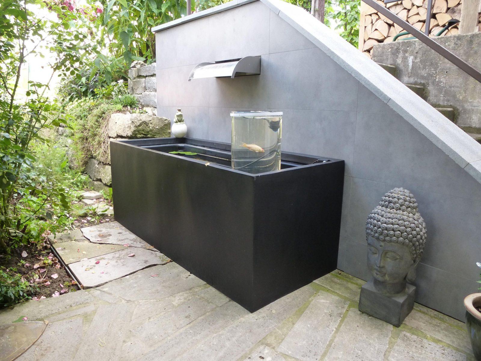 Balkon Brunnen Home Design Magazine Party Für Die Selber Bauen von Zimmerbrunnen Wasserfall Selber Bauen Photo