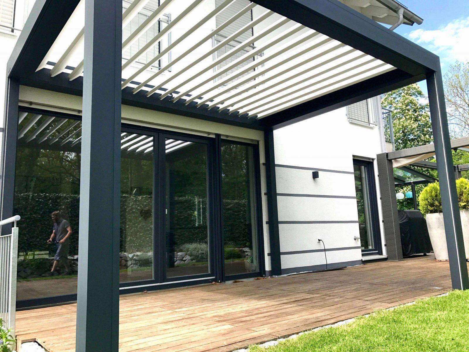 Balkon Dach Ohne Bohren Luxus Sichtschutz Terrasse Ohne Bohren von Balkon Dach Ohne Bohren Bild