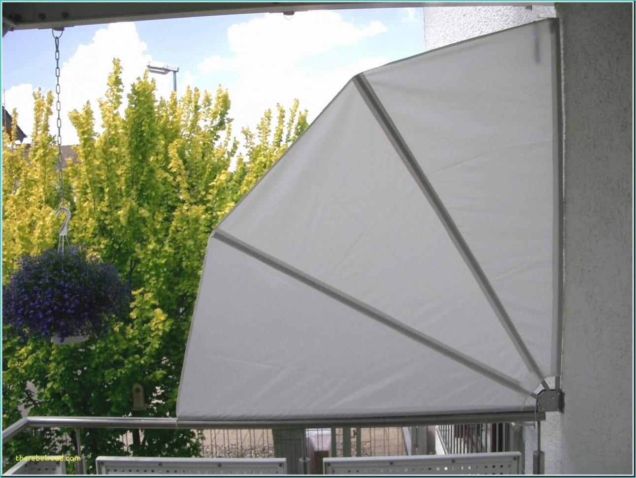 Balkon Markise Ohne Bohren Zum Sichtschutz Balkon Seitlich Ohne Bohren von Balkon Sichtschutz Ohne Bohren Bild