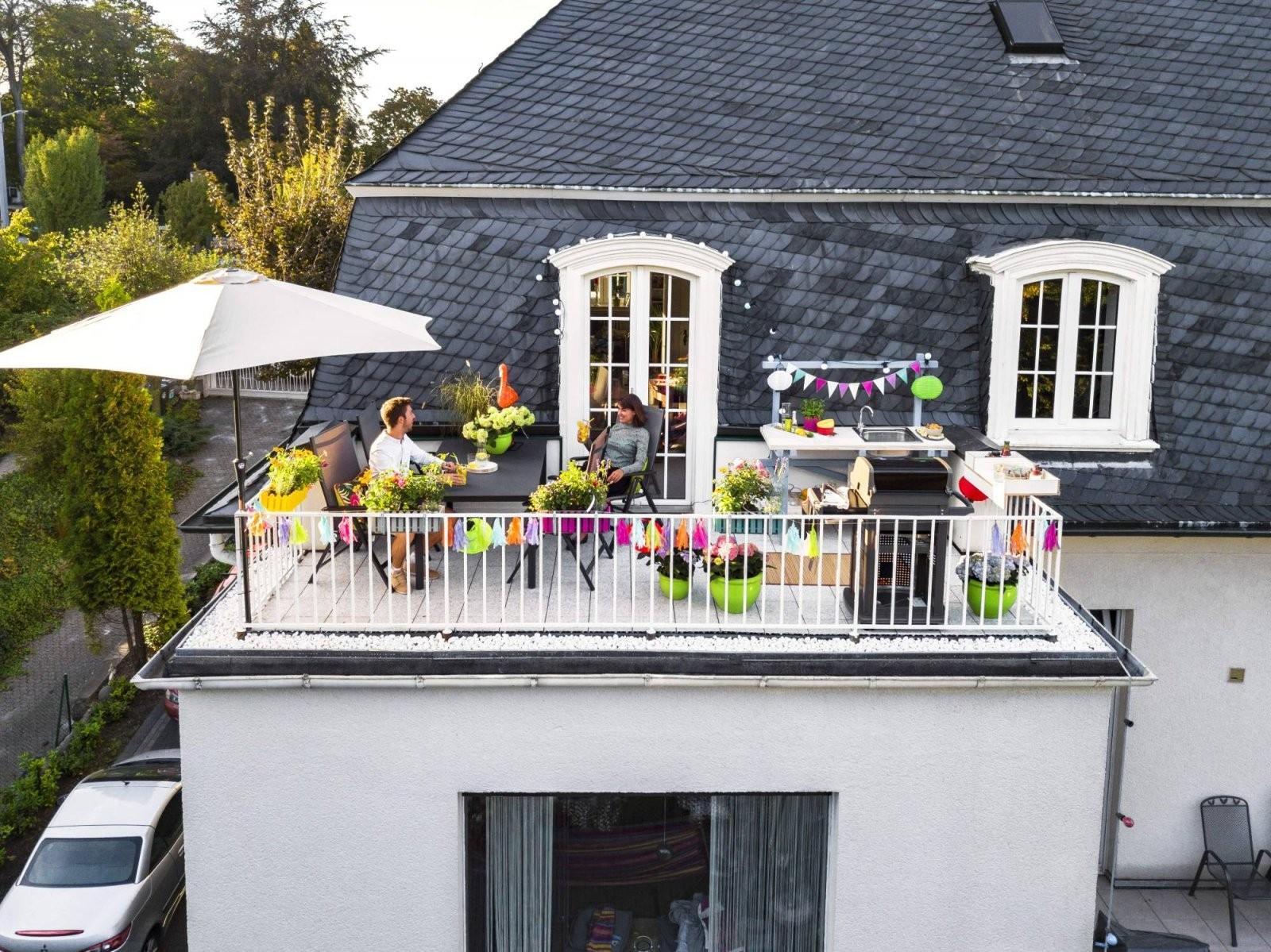 Balkon Schnell Und Günstig Verschönern – 6 Tipps  Obi von Balkon Gestalten Mit Wenig Geld Photo