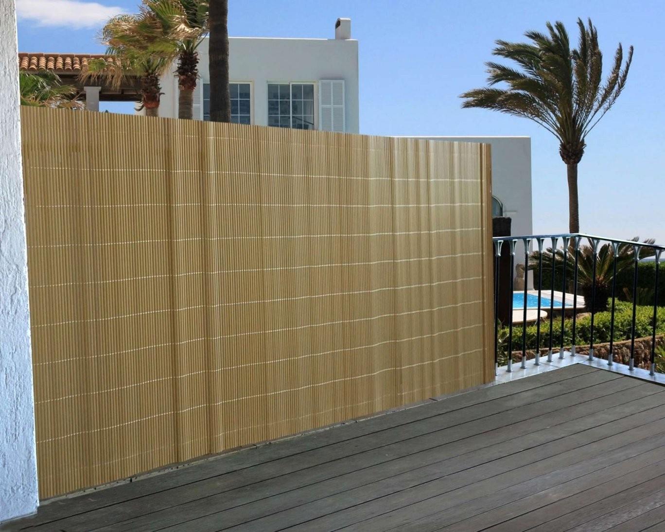 Balkon Sichtschutz Selber Machen Einzigartig Sichtschutz Balkon von Balkon Sichtschutz Selber Machen Bild