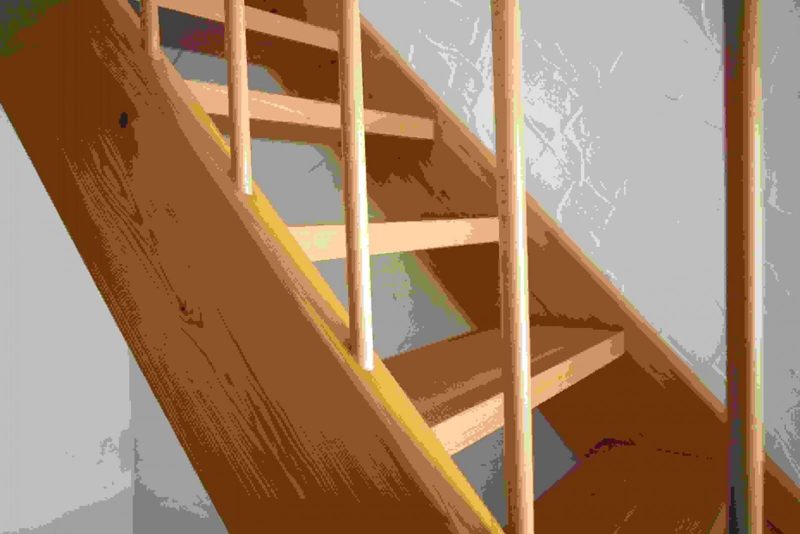 Balkon Treppe Selber Bauen Schema Von Pertura Treppen von Holztreppe Selber Bauen Anleitung Bild