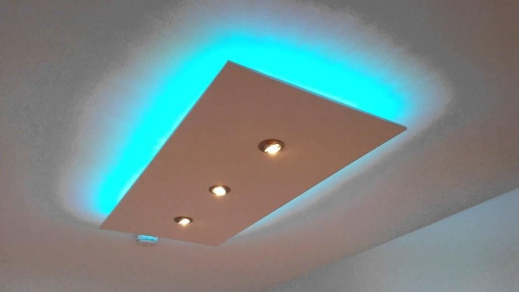 Bauanleitung Crazy Led Lights Deckenlampe Mit Halogen von Led Deckenlampe Selber Bauen Photo