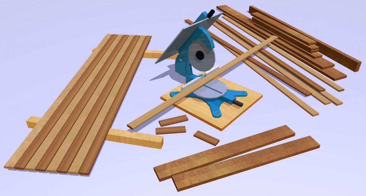 Bauanleitung Eine Schaukelliege Für Ihren Garten  Mein Eigenheim von Schaukelliege Holz Selber Bauen Photo