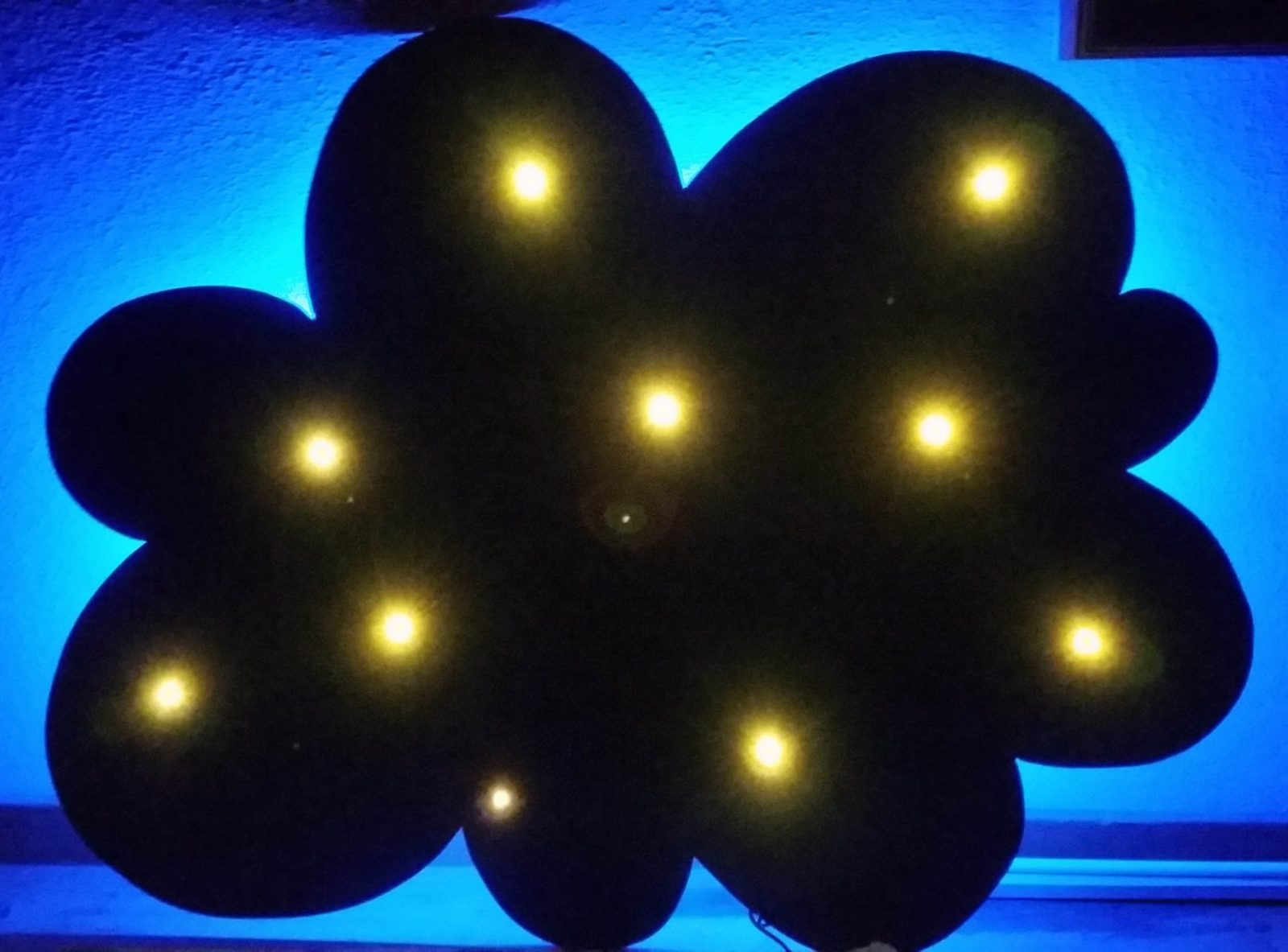 Bauanleitung Für Einen Led Sternenhimmel von Sternenhimmel Lampe Selber Bauen Photo