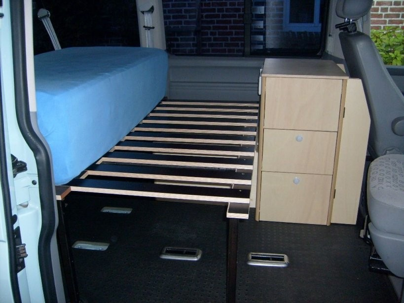 Bauanleitung  Küchenblock Für Campingbus Selber Bauen  Seite 3 von Camping Möbel Selber Bauen Bild