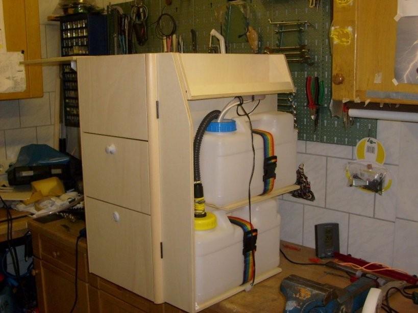 Bauanleitung  Küchenblock Für Campingbus Selber Bauen  Seite 3 von Camping Möbel Selber Bauen Photo