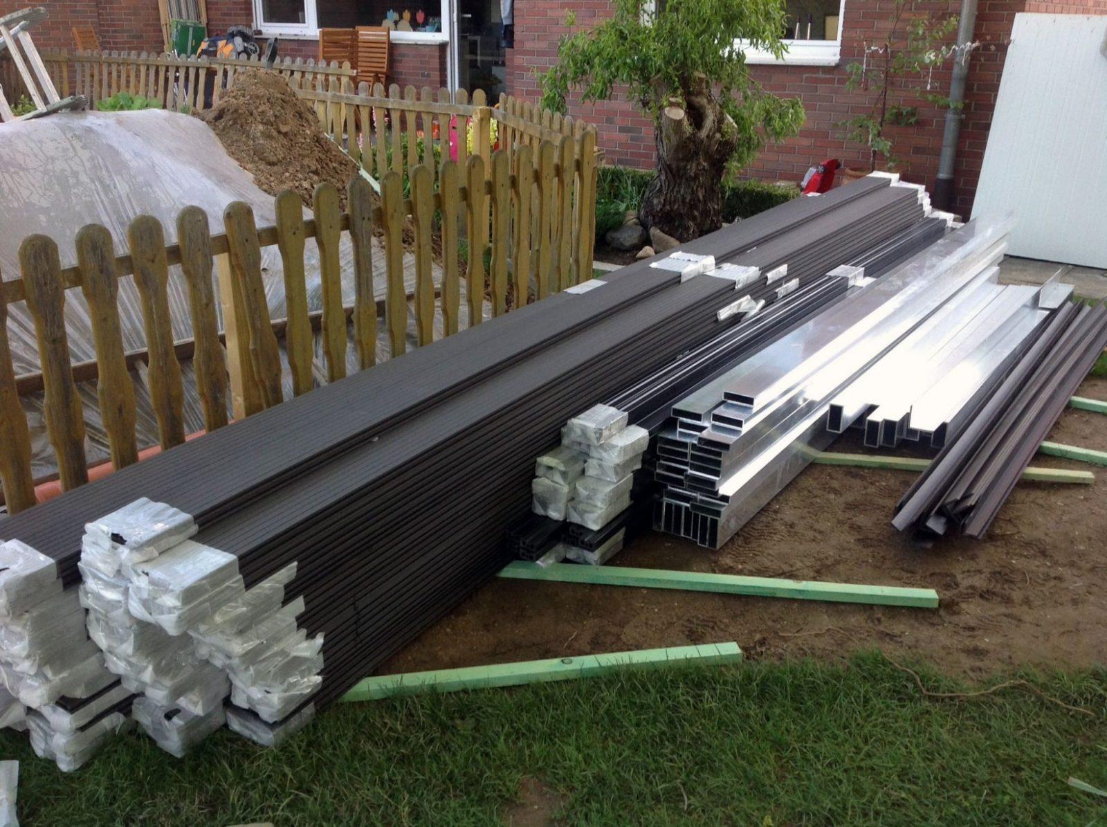 Bauanleitung Wie Du Deinen Pool Zu Einer Terrasse Umfunktionieren von Pool Deck Selber Bauen Bild