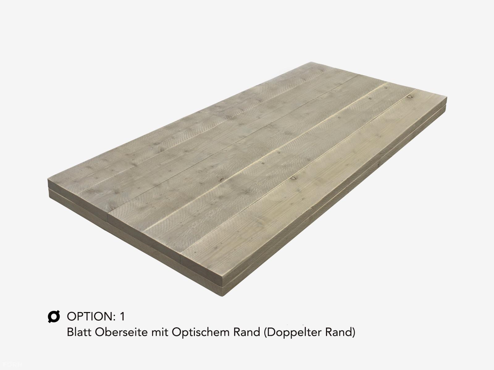 Bauholz Tischplatte Kaufen  Bauholz Möbel Design von Tischplatte Nach Maß Kunststoff Bild