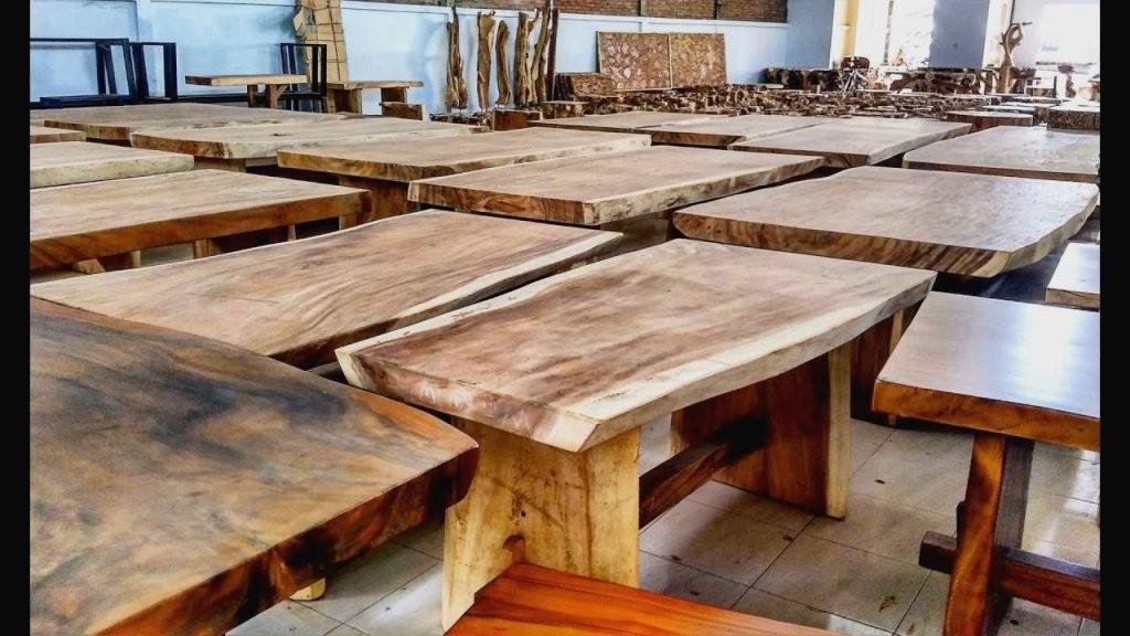 Baumstamm Tisch Selber Machen  Dekorieren Bei Das Haus von Tisch Aus Baumstamm Selber Machen Photo