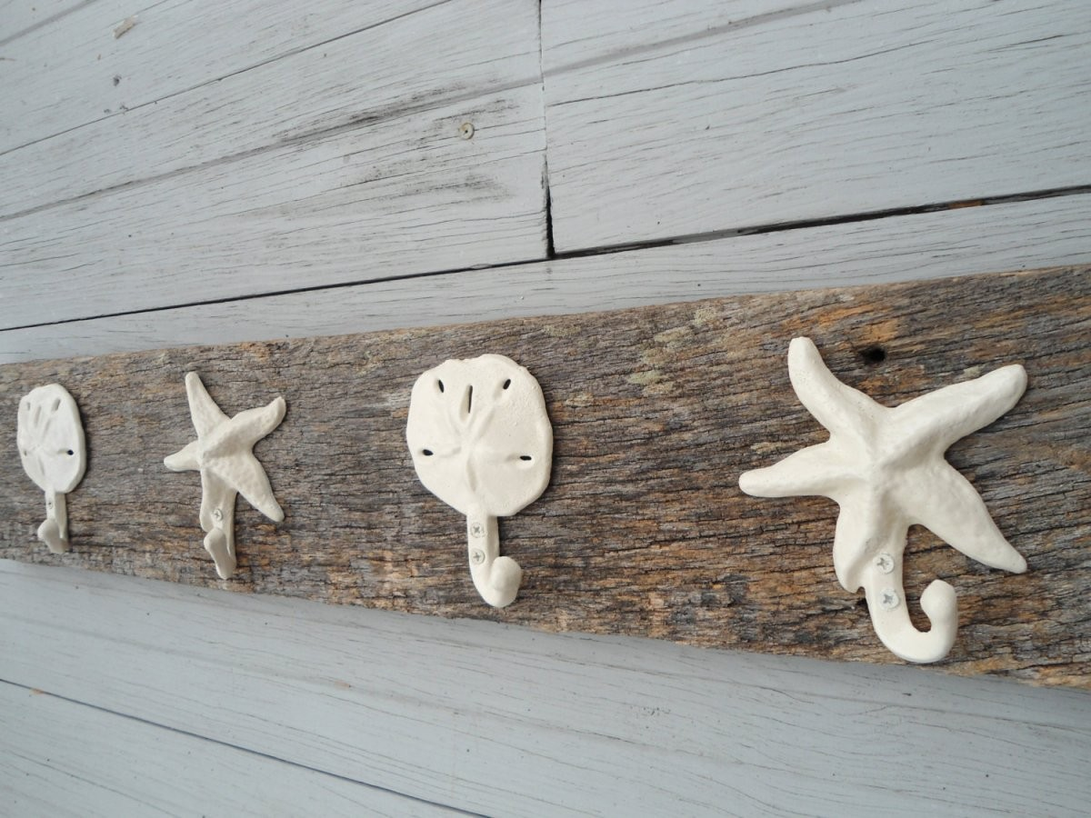 Beach Themed Towel Racks Property Hooks Nautical Octopus Regarding von Beach Themed Towel Hooks Bild
