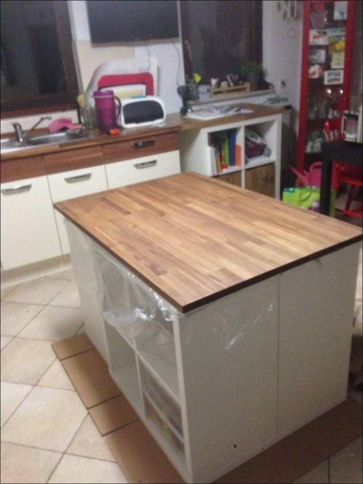 Beeindruckend Kücheninsel Selber Bauen Paletten Ikea Theke Foto von Theke Selber Bauen Ikea Bild