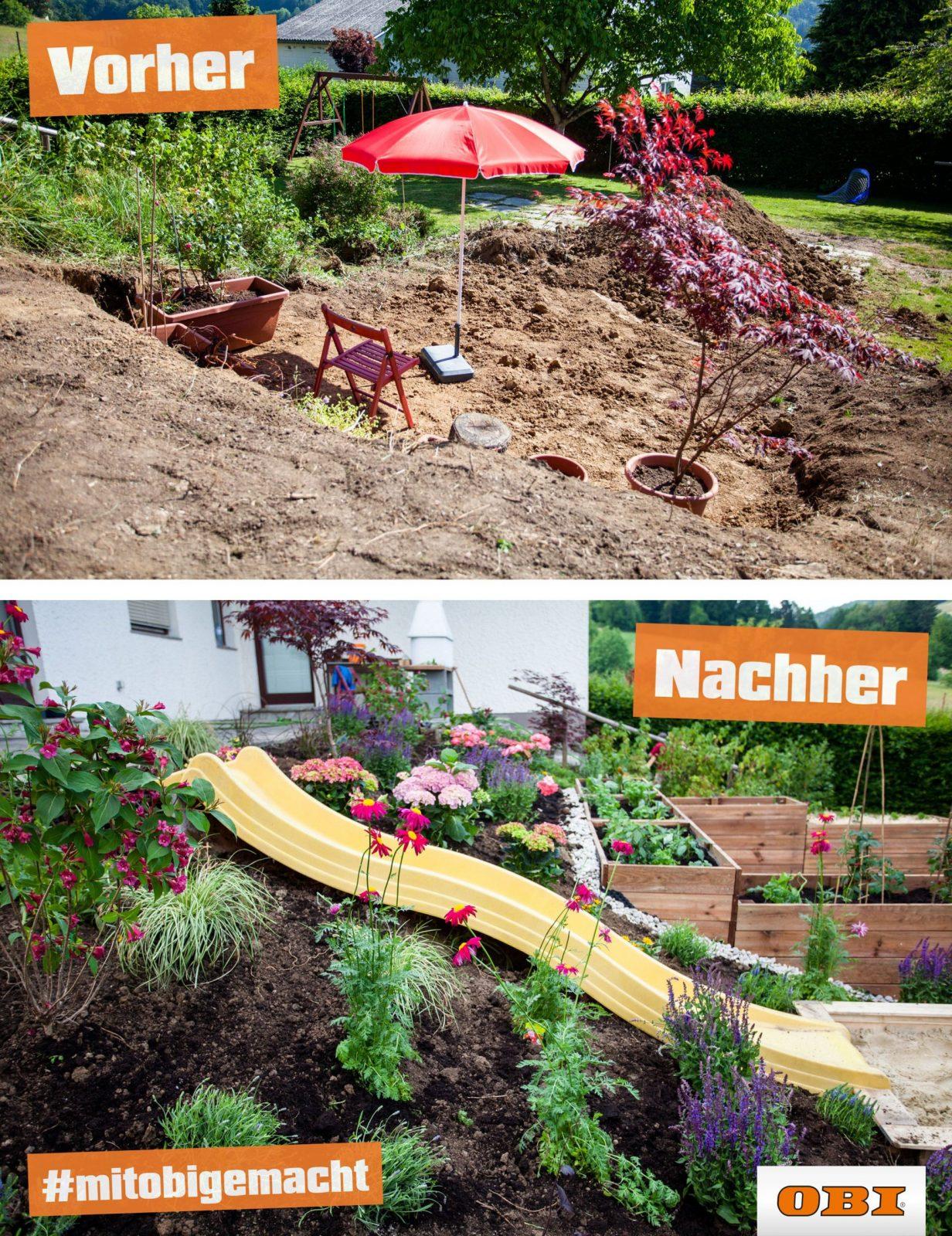 Beet Ganz Einfach Anlegen  Gestalten  Obi Gartenideen  Garten von Ecke Im Garten Gestalten Photo