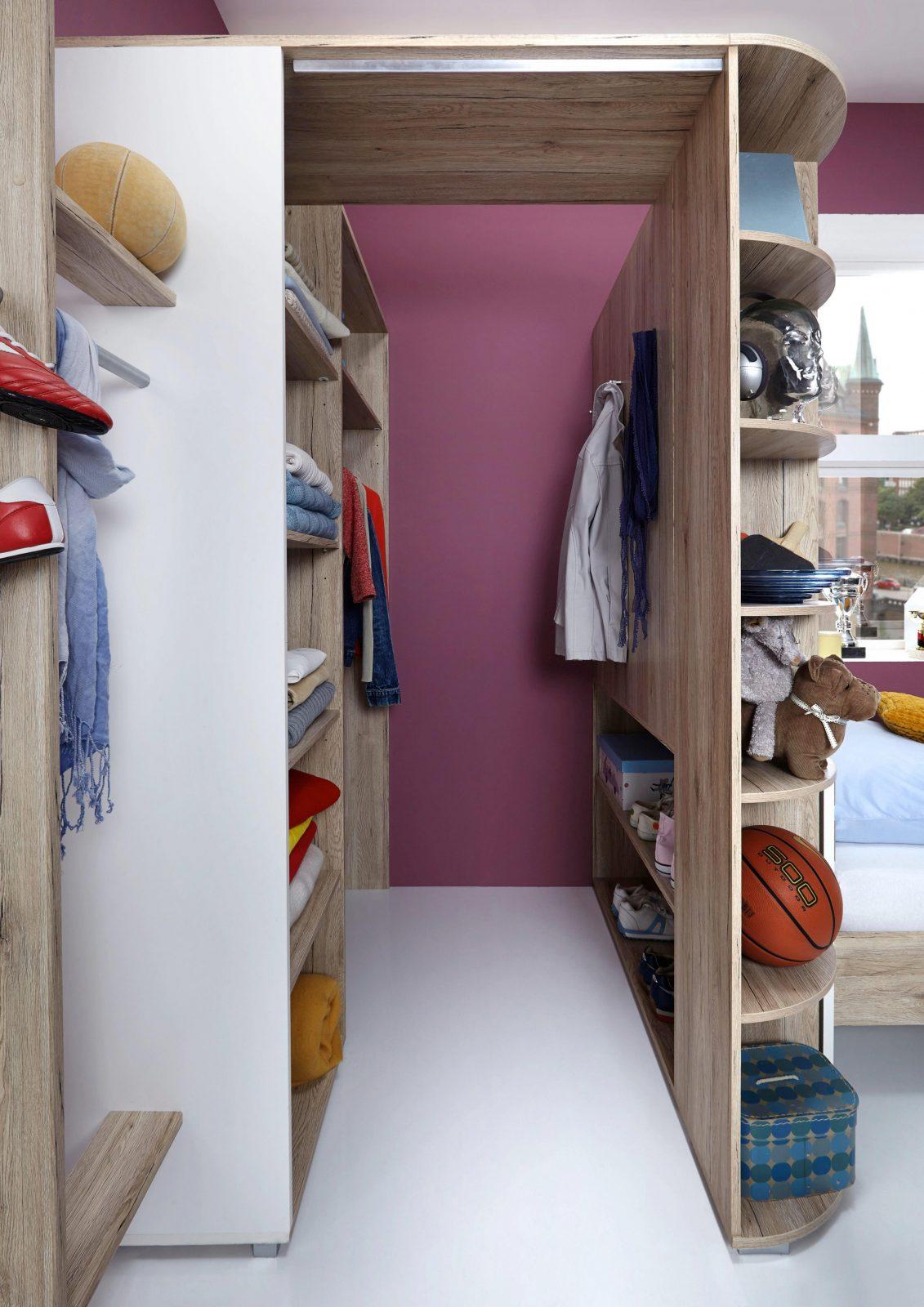 Begehbare Kleiderschränke Online Bestellen Xxxlutz von Jugendzimmer Mit Begehbarem Schrank Photo